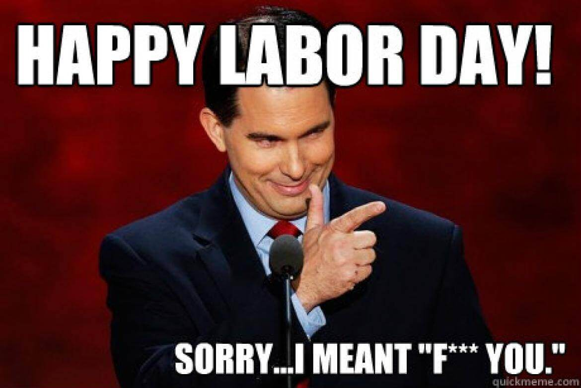 meme for labor day
