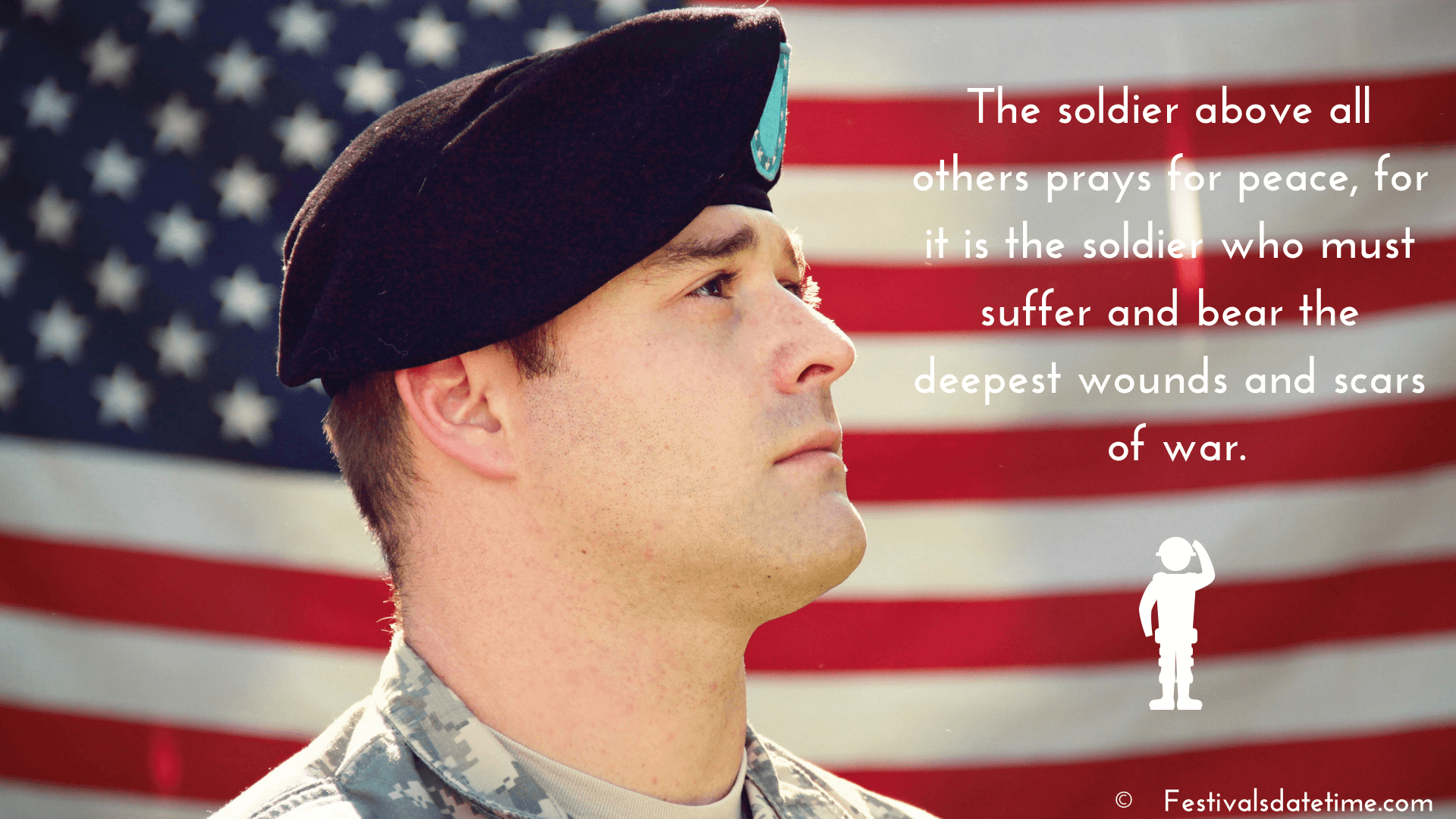 veterans day quotes with images