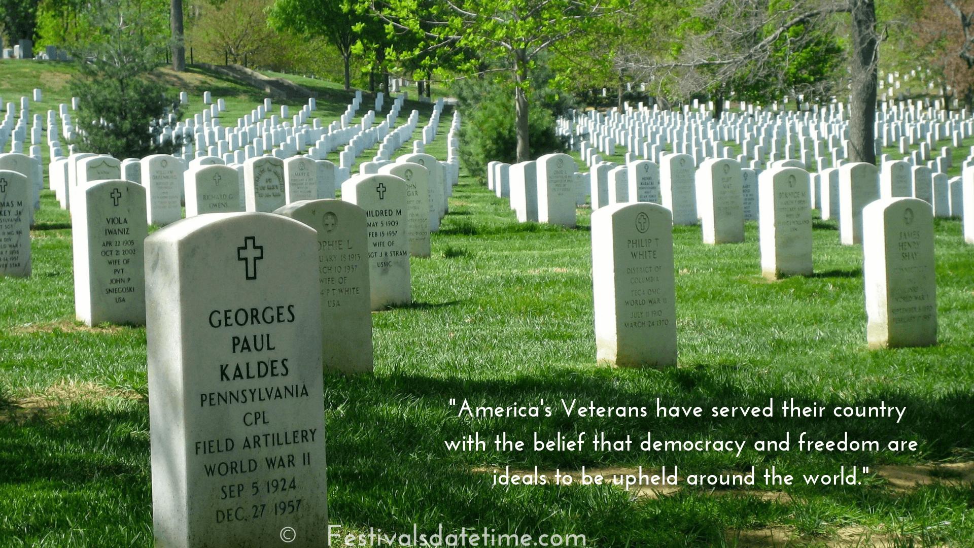 honoring veterans on veterans day images