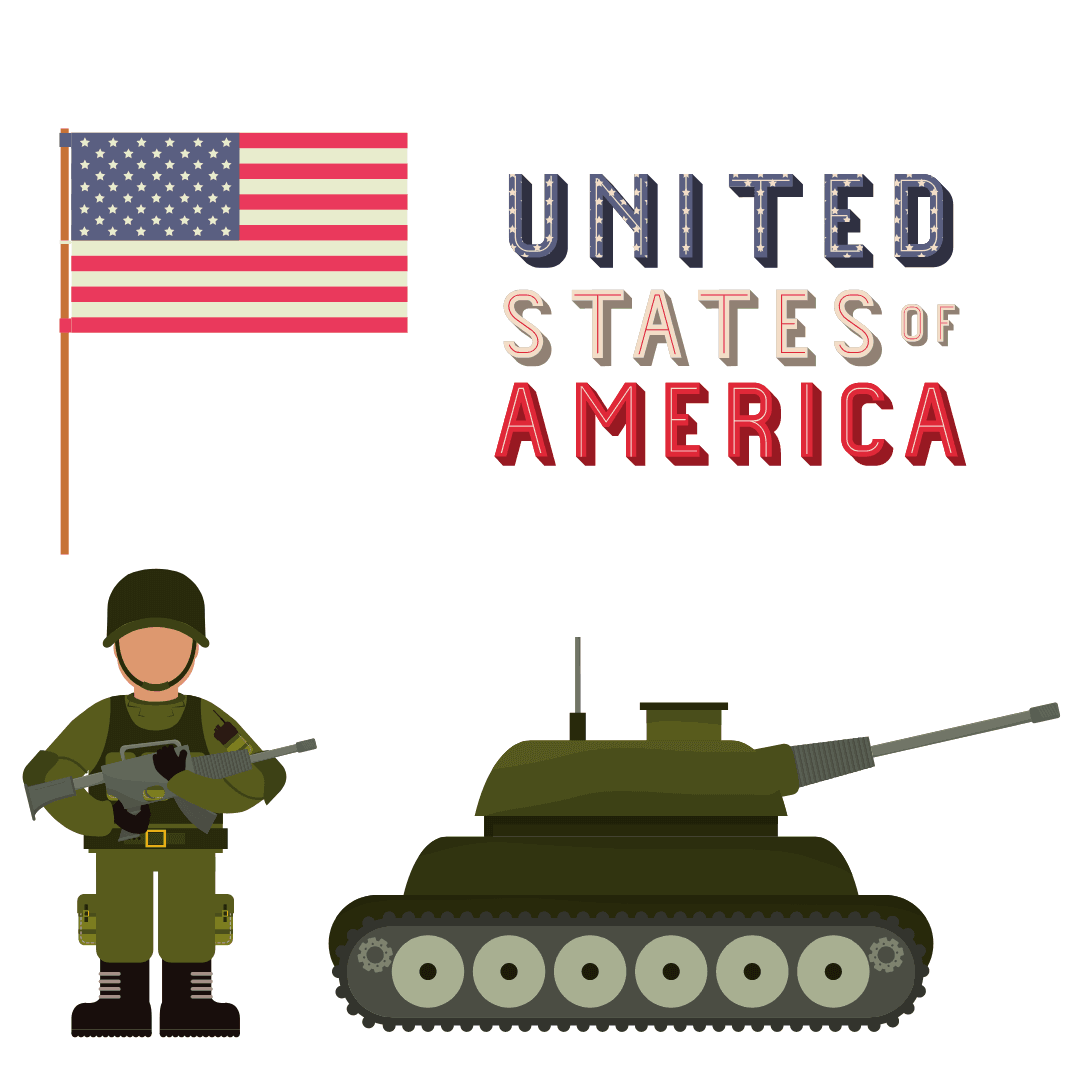 veterans_day_flags_clipart