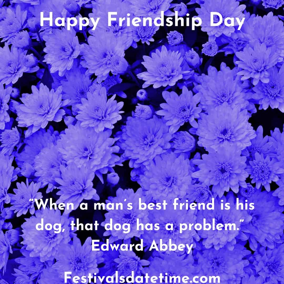 Happy Friendship Day 2020 Wishes - Festivals Date & Time