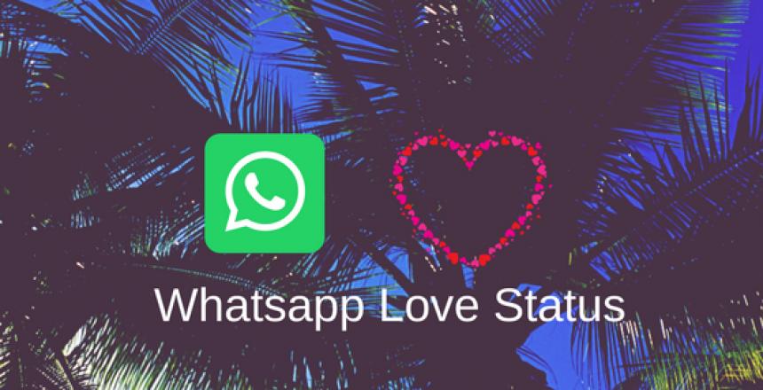 Whatsapp Love Status